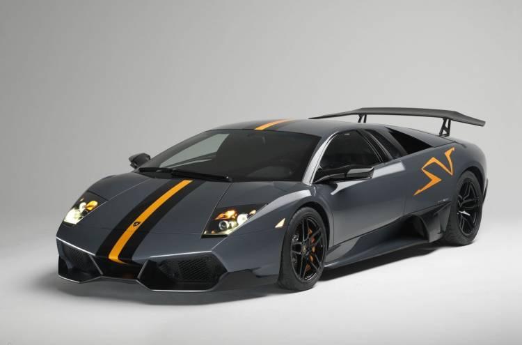 Lamborghini Murcielago LP670-4 SV Chinese Edition
