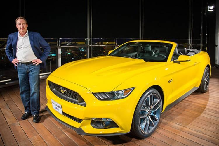 Mustang Dubai