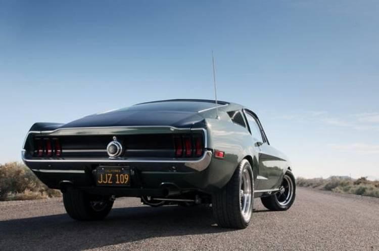 Gateway Classic Mustang Steve McQueen Signature Series