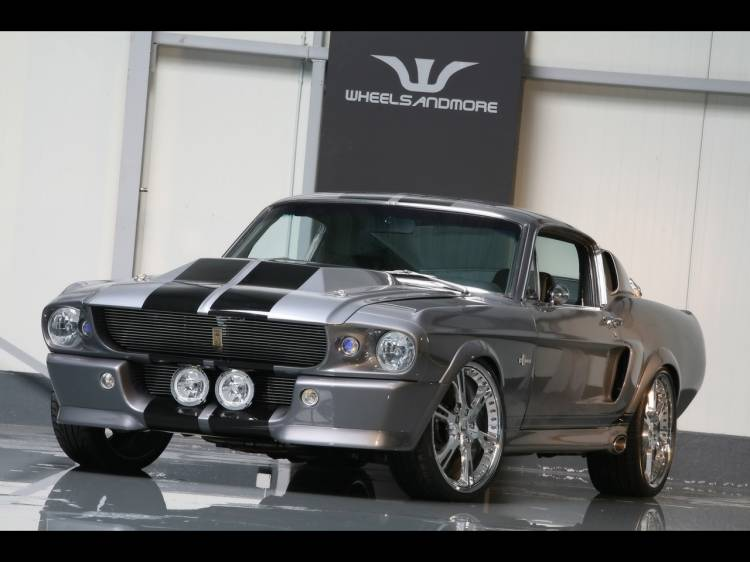 Wheelsandmore Ford Mustang GT 500 Eleanor