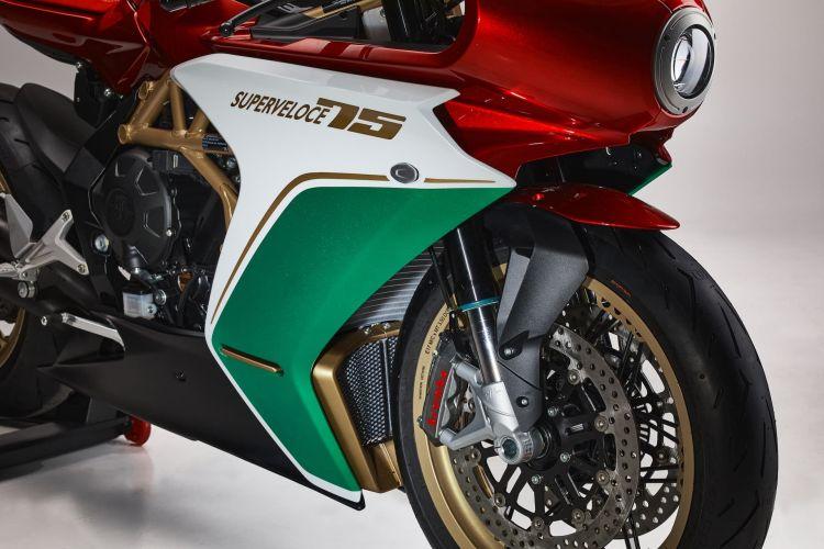 Mv Agusta Moto Superveloce 75 24