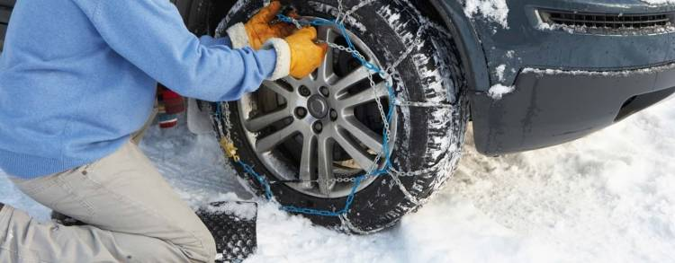 Tire Chains On Rental Cars