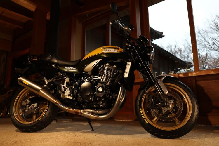 Neumatico Dunlop Moto Clasica 3