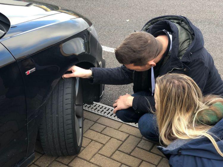 Neumaticos Segunda Mano Ocasions Audi Comprobar