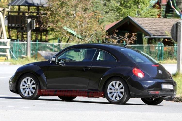Volkswagen New Beetle, la nueva generación casi al desnudo