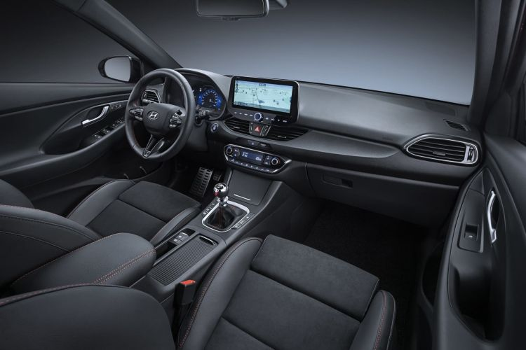 New Hyundai N Line Interior 1