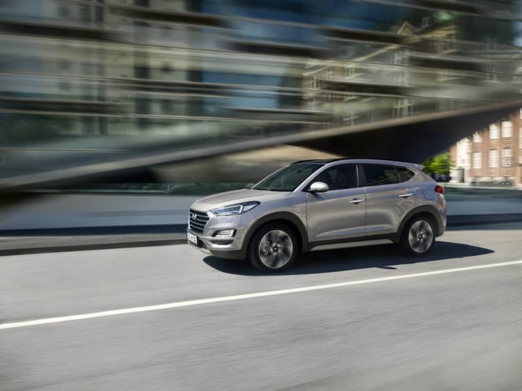 New Hyundai Tucson 13