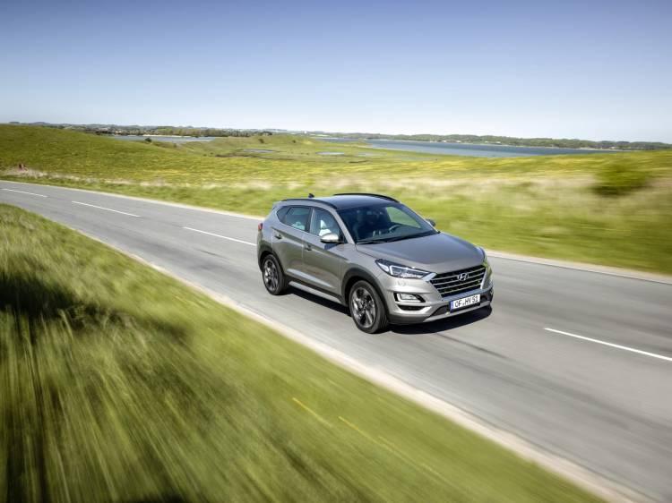 New Hyundai Tucson 7