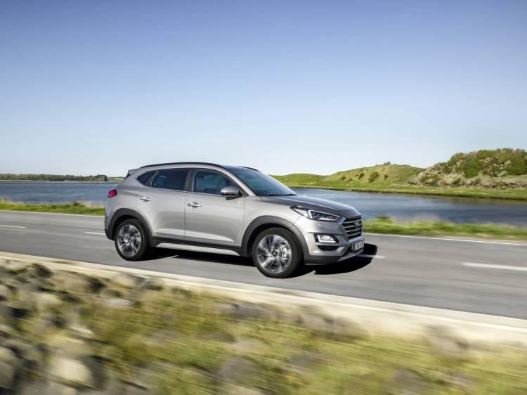 New Hyundai Tucson 9
