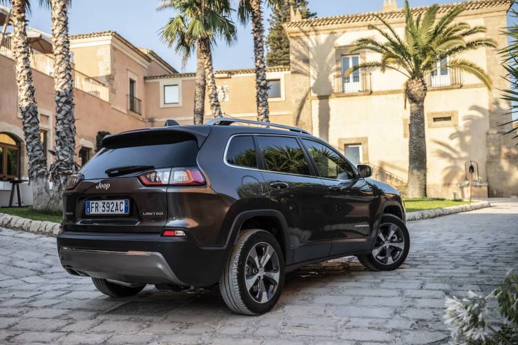 New Jeep Cherokee Limited 12
