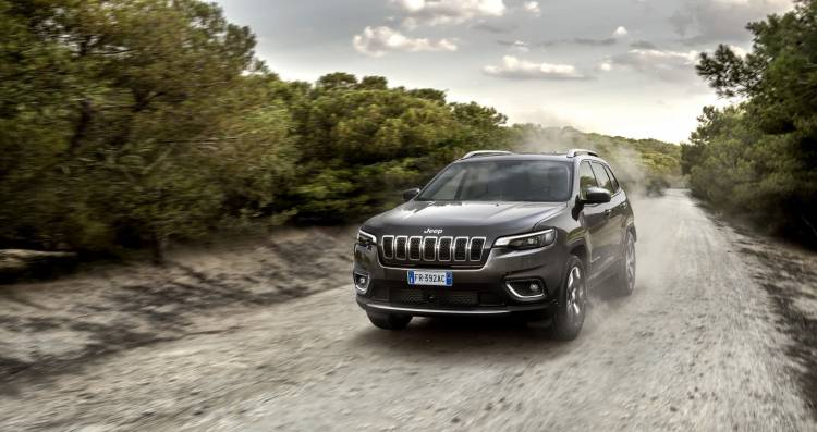 New Jeep Cherokee Limited 1