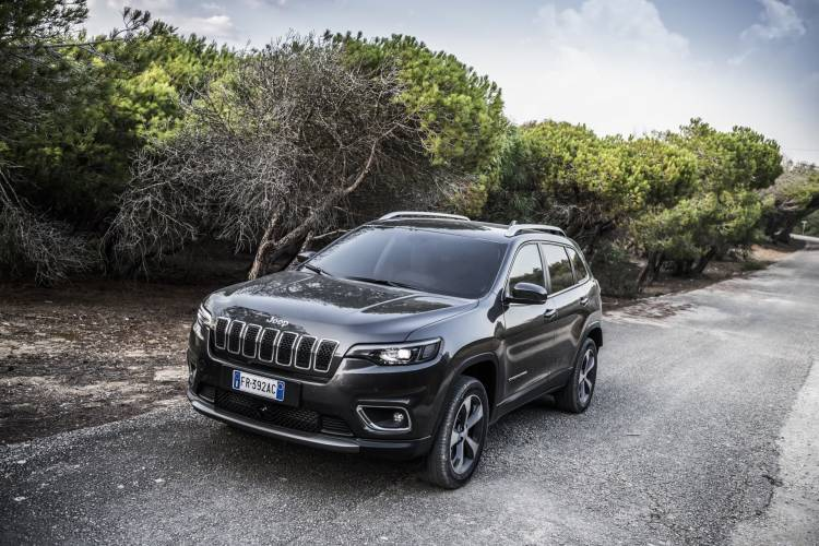 New Jeep Cherokee Limited 20