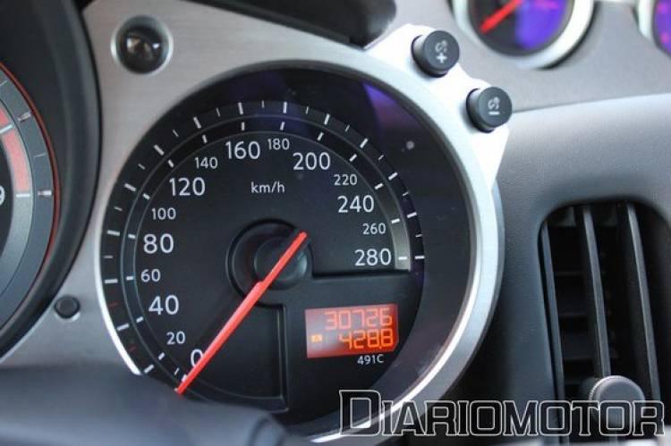 Nissan 370Z, a prueba