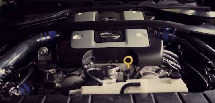 Nissan 370Z Project