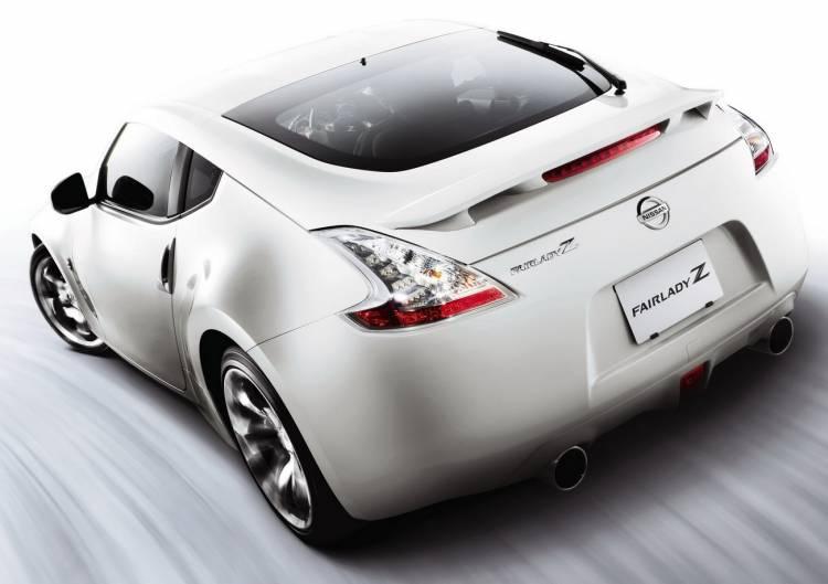 Nissan 370Z Stylish Package para Japón