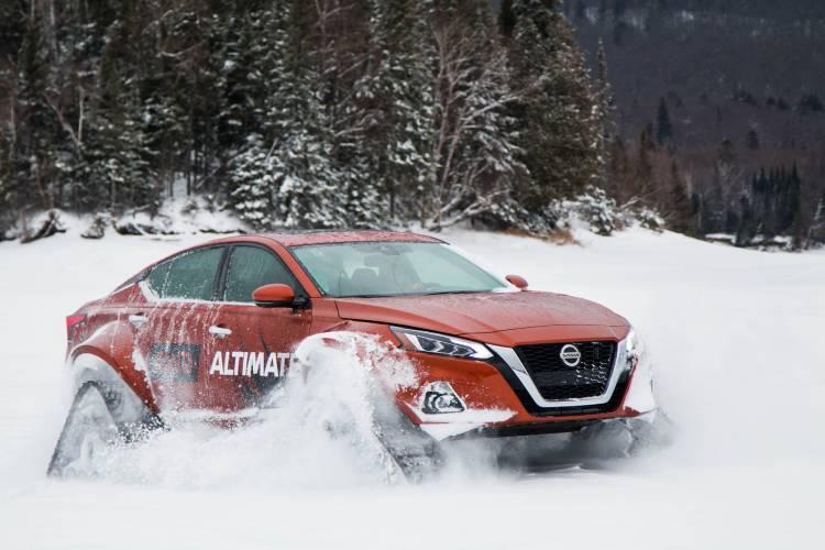 Nissan Altima Te Awd Concept 2019 04