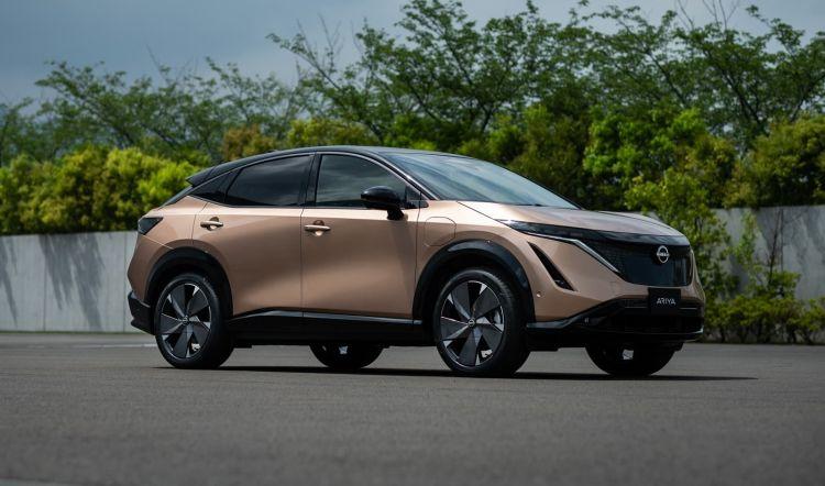 Nissan Ariya 2022 0720 038