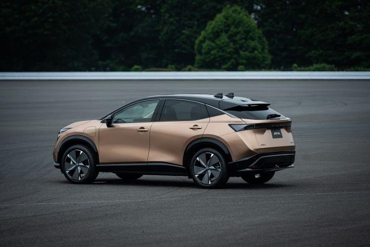 Nissan Ariya 2022 0720 041