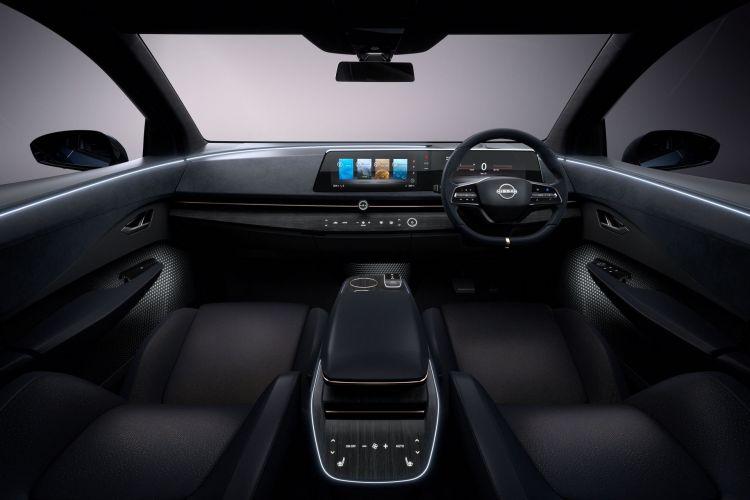 Nissan Ariya Dm 16