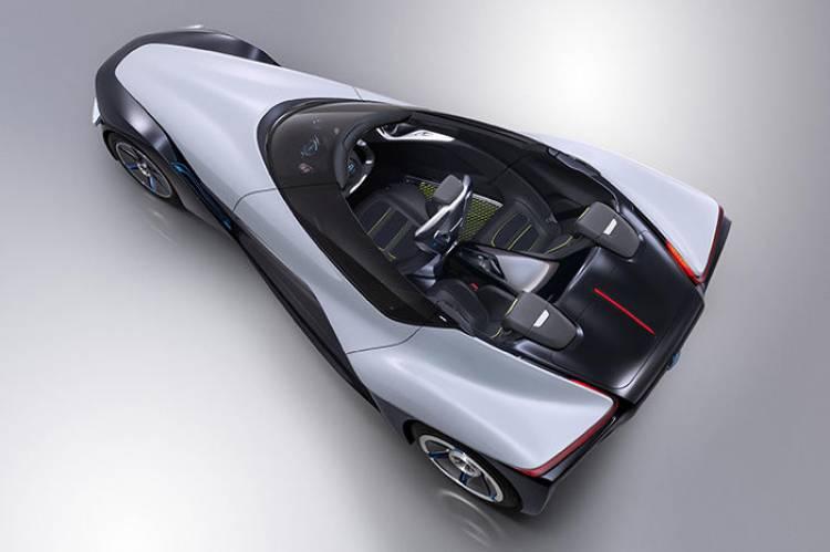 ¿Puede llegar a producción el Nissan BladeGlider?