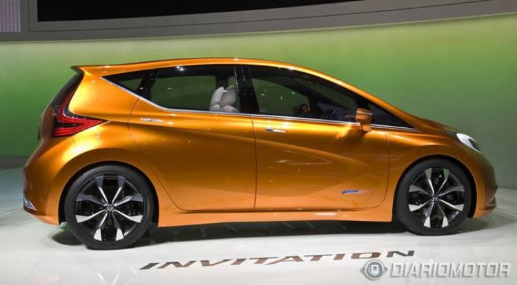 Nissan podría estar buscando un compacto para completar su gama