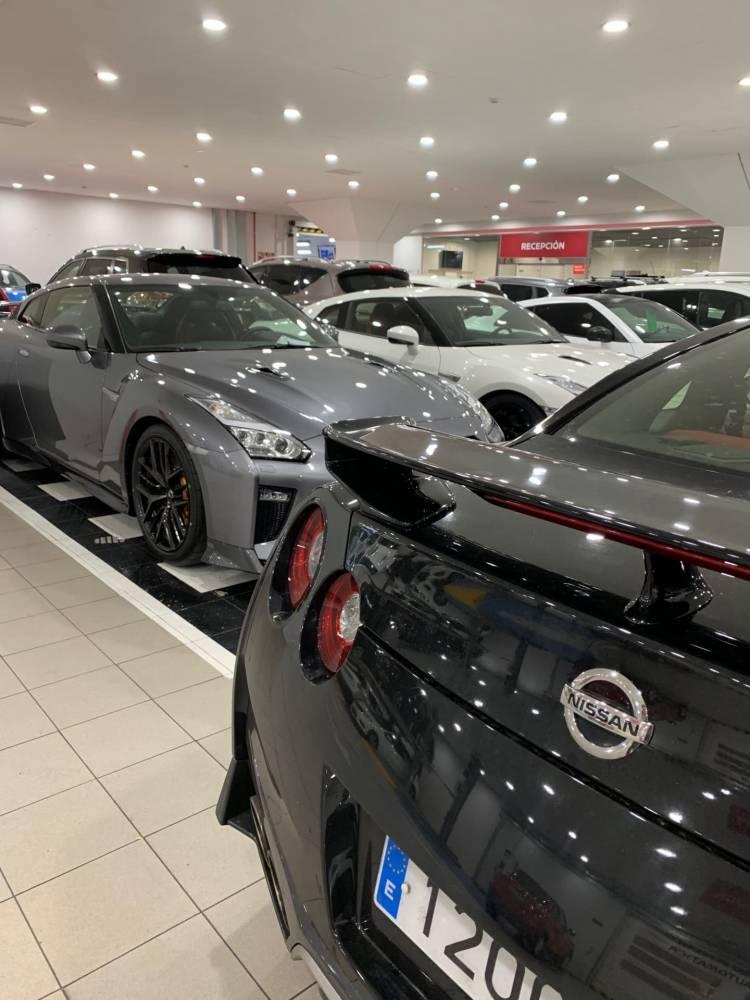 Nissan Concesionario Gtr