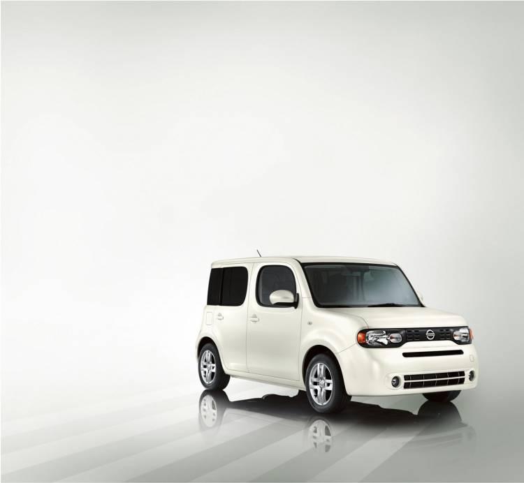 Nissan Cube 2010 (EEUU)