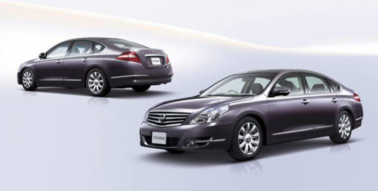 Dongfeng Nissan Teana