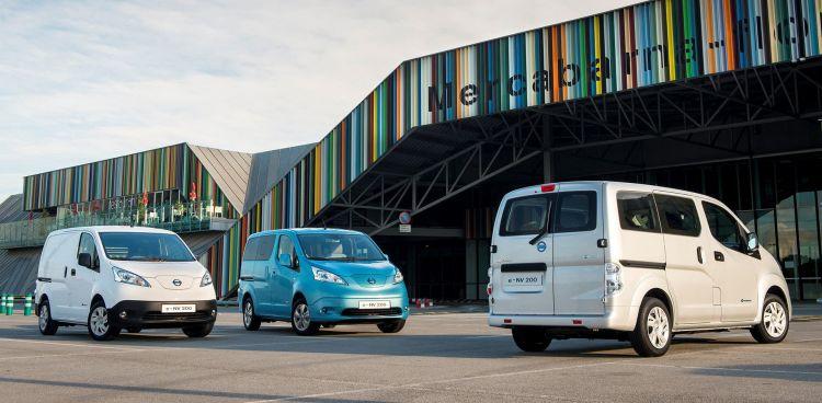 Nissan E Nv 200 Barcelona 1
