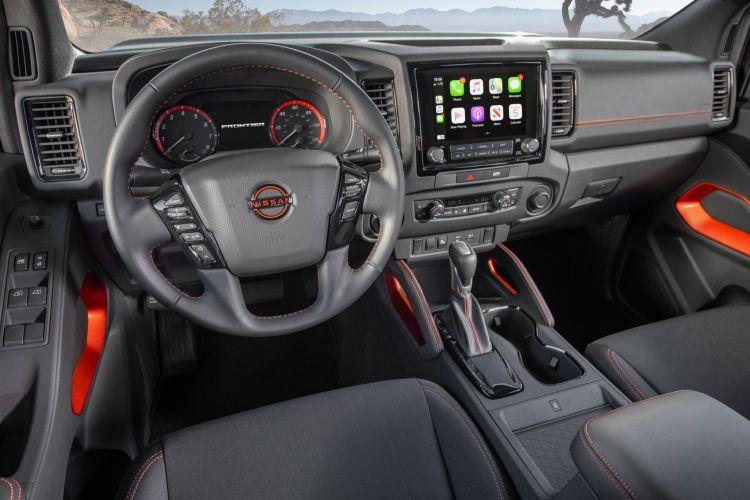 Nissan Frontier Pro 4x 2021 28