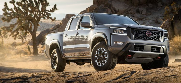 Nissan Frontier Pro 4x 2021 P