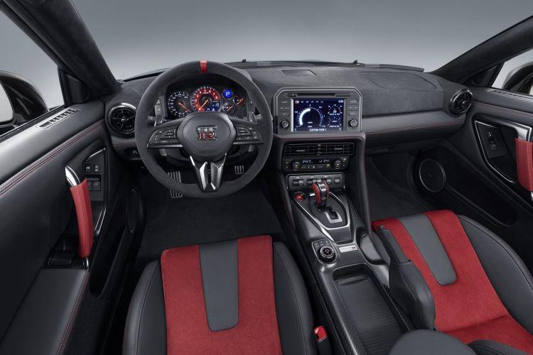 2020 Nissan Gt R Nismo