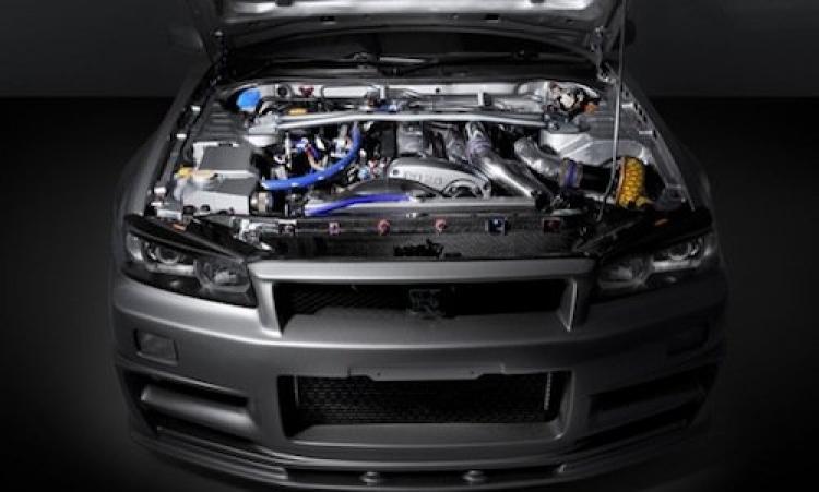 Nissan Skyline R34 GT-R Z-Tune
