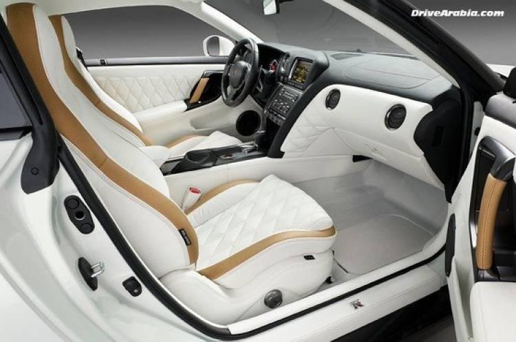 Nissan GT-R VVIP Edition, sólo para Oriente Medio