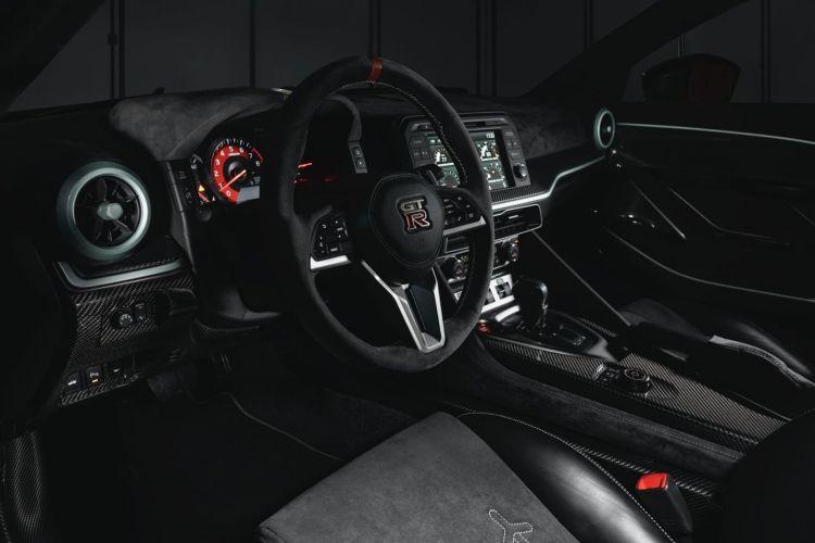 Nissan Gt R50 Italdesign 0520 010