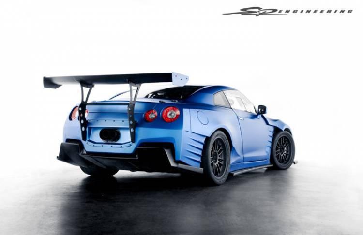 Así es el Nissan GT-R protagonista en Fast & Furious 6