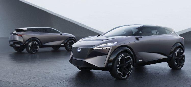 Nissan Imq Concept 2019 14