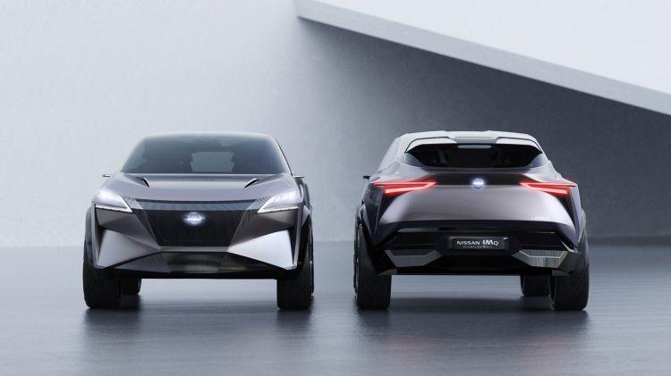 Nissan Imq Concept 2019 15