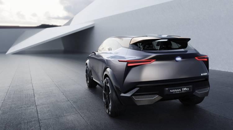 Nissan Imq Concept 2019 16
