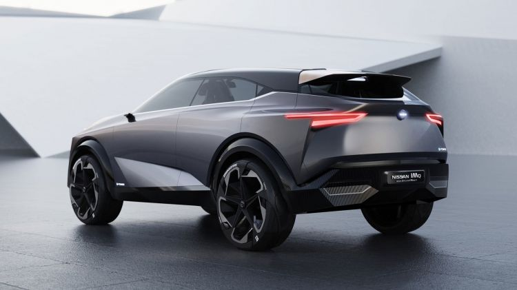 Nissan Imq Concept 2019 22
