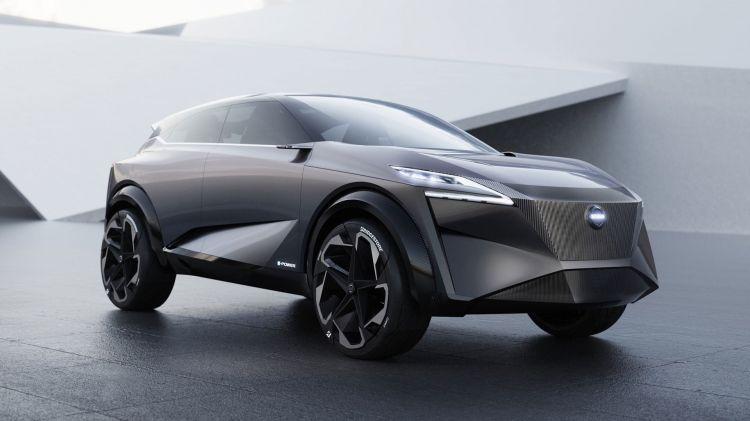 Nissan Imq Concept 2019 25