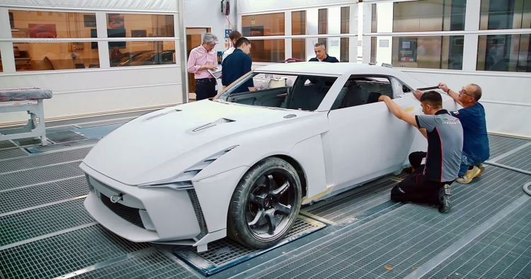 Nissan Italdesign Gt R50 1018 01