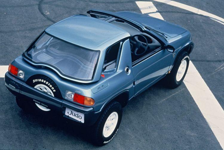 Nissan Judo Concept 12