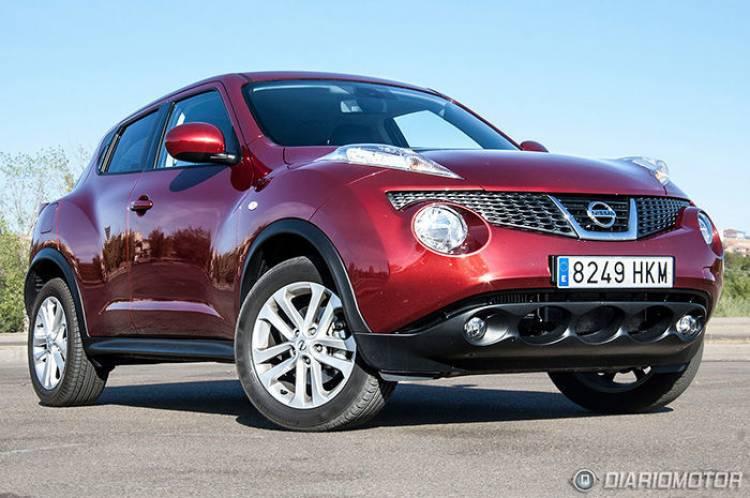 Primer adelanto oficial del lavado de cara del Nissan Juke