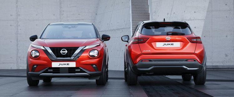 Nissan Juke 2020 8