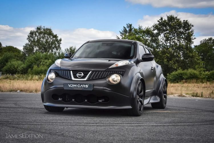 Nissan Juke R Precio 700 Cv Dm 1