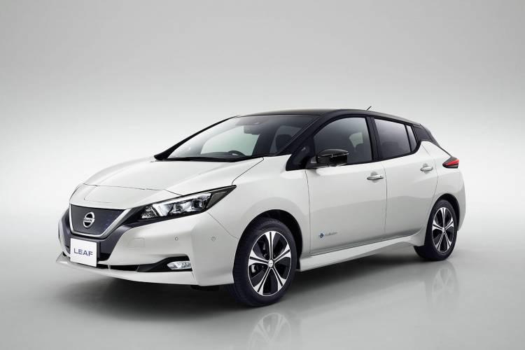 Nissan Leaf 2018 06