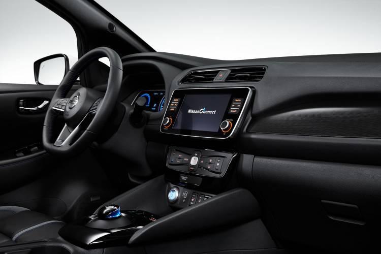 Nissan Leaf 3zero 2019 Interior 03