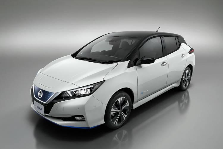 Nissan Leaf 3zero Blanco Exterior 02