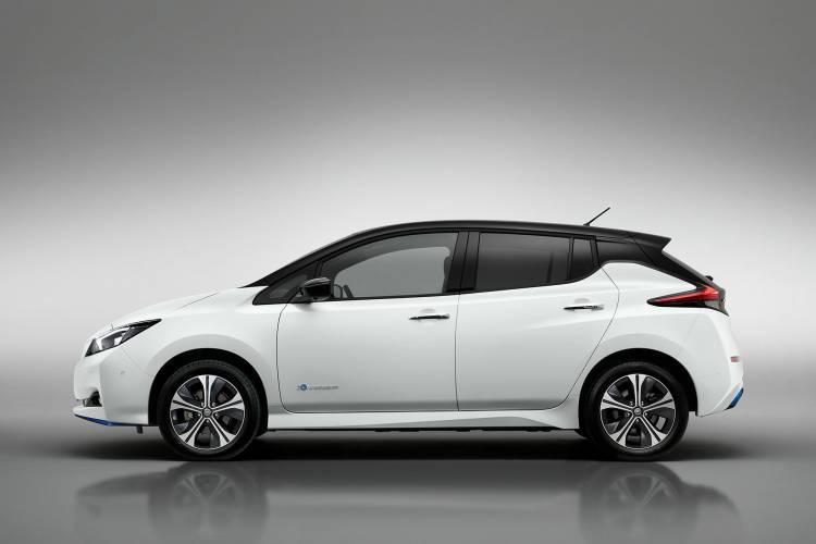 Nissan Leaf 3zero Blanco Exterior 04